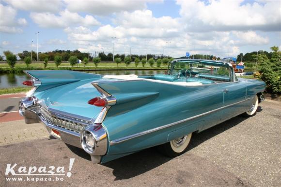Cadillac 1959 Convertible