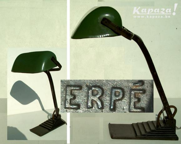 Erpe - Vintage design lamp