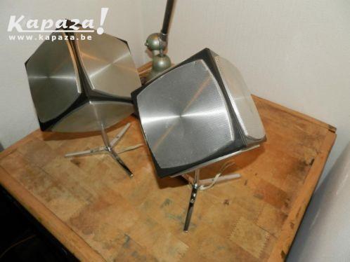 Vintage grundig speakers