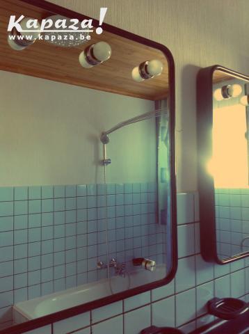 retro spiegel jaren 60