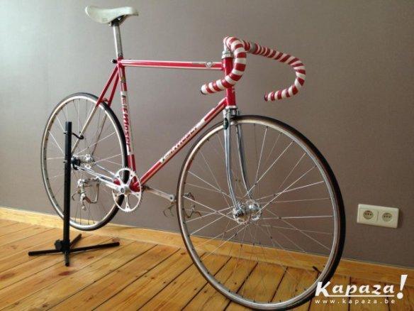 Vélo de piste Francesco Moser (1985)